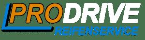 Pro Drive Logo frei und weiß